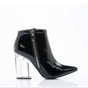 Jeffrey Campbell Truly LH patent booties